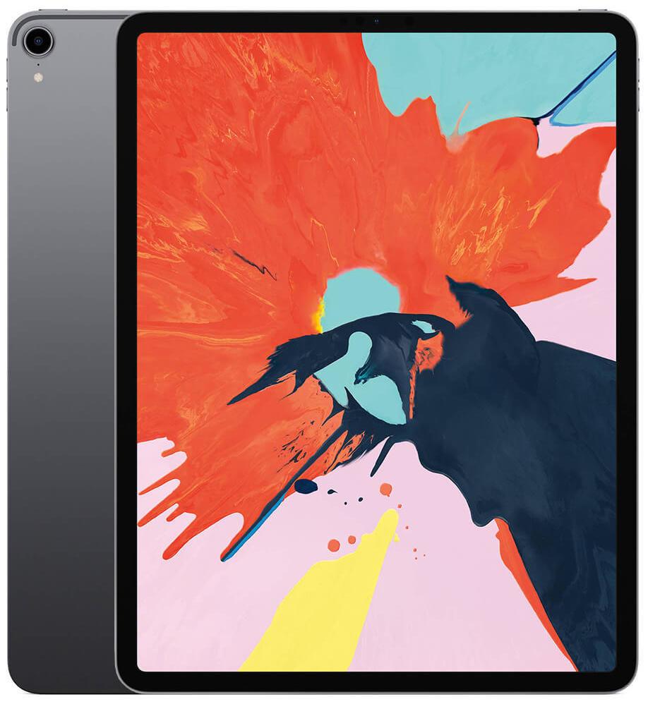 "Apple iPad Pro 12.9"" WiFi + 4G  512GB (2018)"
