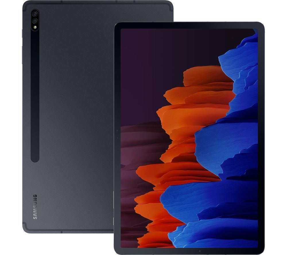 "Samsung Galaxy Tab S7 Plus 12.4"" WiFi + 5G 256GB (2020)"